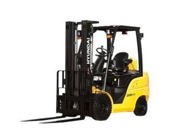 Hyundai Forklift 15, 18, 20D-9