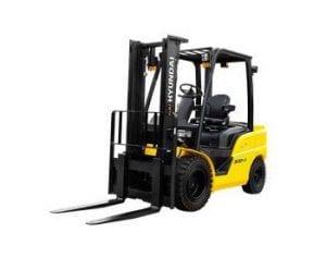 Hyundai Forklift 02-25-30-33D-35DA-9