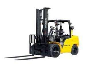 Hyundai Forklift 03-35-40-45D-50DA-9