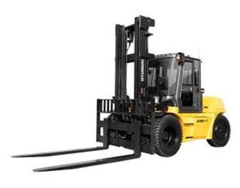 Hyundai Forklift 50, 70D-9