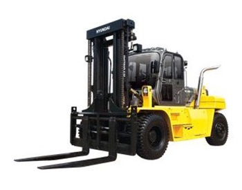 Hyundai Forklift 110, 130, 160D-9