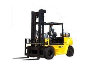 Hyundai Forklift 08-L-7A-2