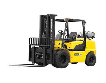 Hyundai Forklift 35, 40, 45, 50L-7A
