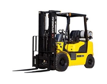 Hyundai Forklift 15, 18, 20L-7M