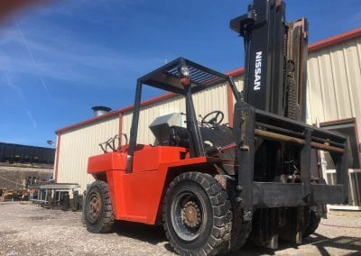 Refurbished Nissan Lift Truck