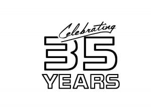 35 Years of Forklift Sales and Serivce Banner