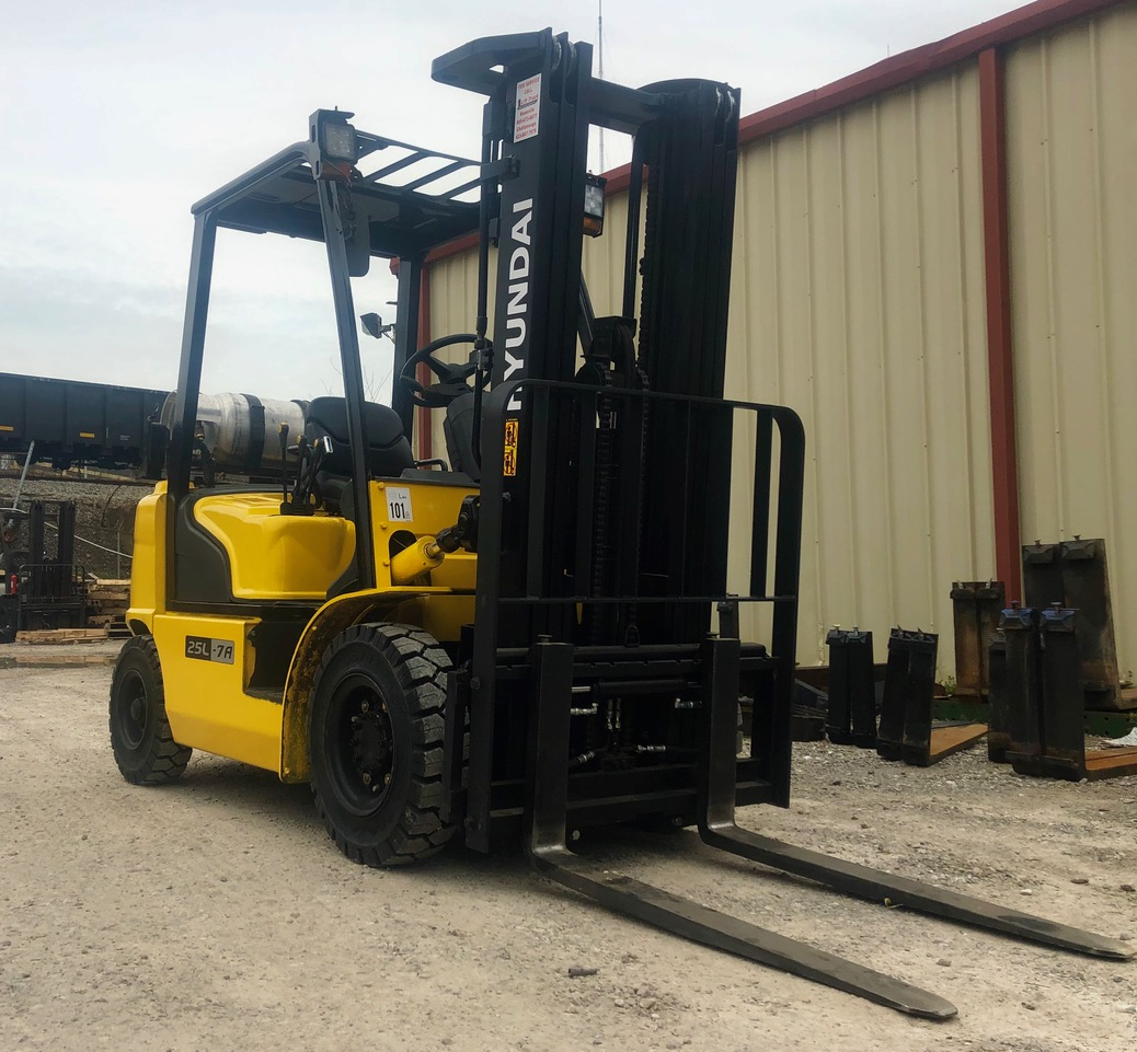 used forklifts knoxville, chattanooga
