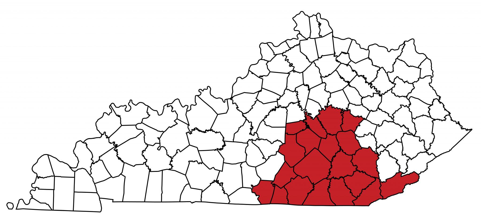 Lift Truck Sales Kentucky Service Area