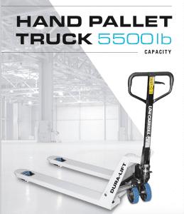 UniCarriers Hand Pallet Truck 5500lb