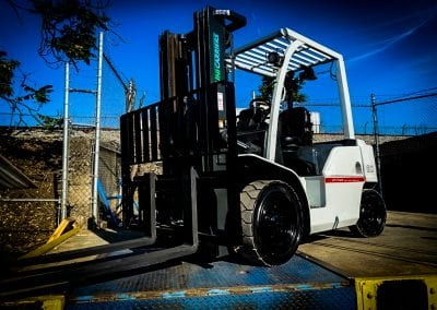 UniCarriers PD80 Forklift