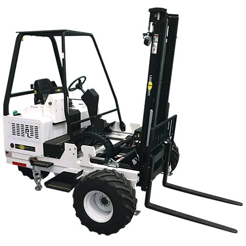 Prowler P50 Single Reach Pneumatic Forklift