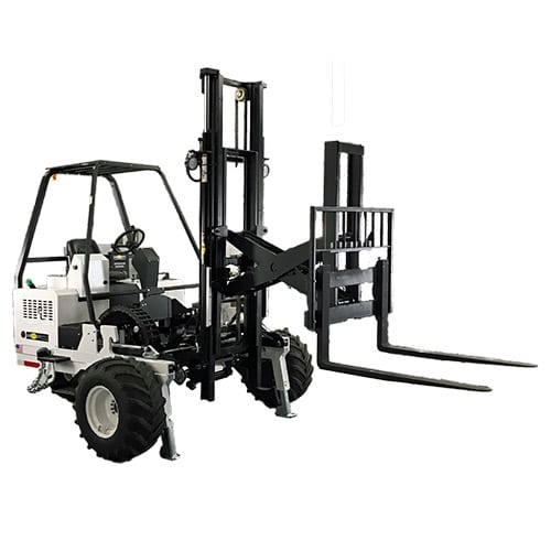 Prowler P50 Double Reach Pneumatic Forklift