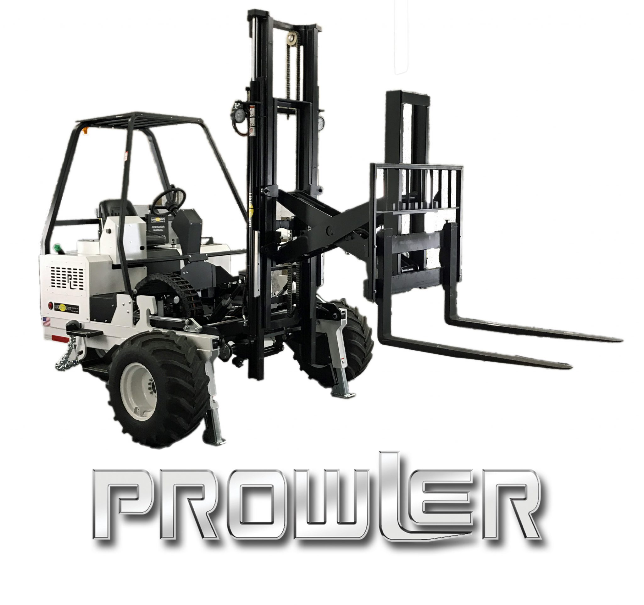 New Prowler Forklifts