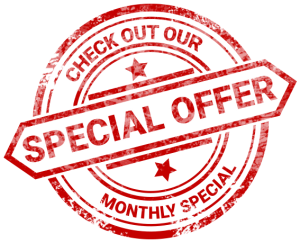See what offer we have this month