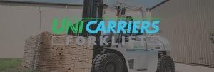 UniCarriers Forklift Banner 3