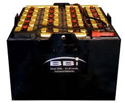 BBI forklift battery