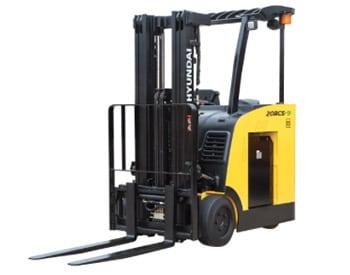 Hyundai Electric Forklift 15, 18, 20 BCS-9