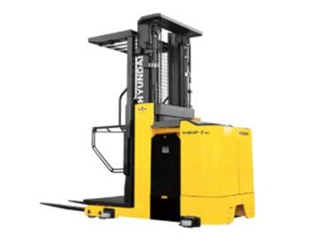 Hyundai Electric Forklift 10, 13, BOP-7
