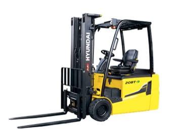 Hyundai Electric Forklift 15, 18, 20 BT-9