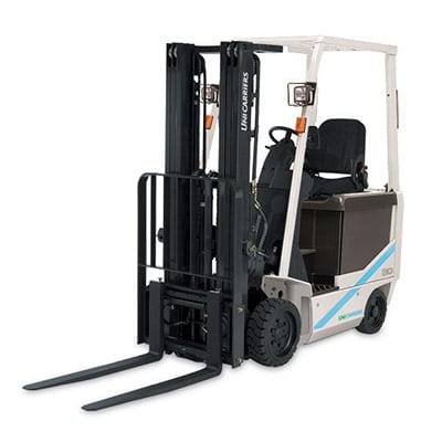 UniCarriers BX Sit Down Counterbalance Electric Forklift