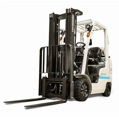 UniCarriers Platinum II Cushion Tire Forklift