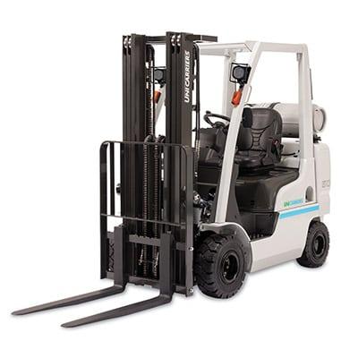 UniCarriers Platinum II Nomad Forklift