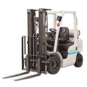 UniCarriers UCA Forklift Platinum Pneumatic