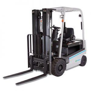 UniCarriers UCA Forklift QX