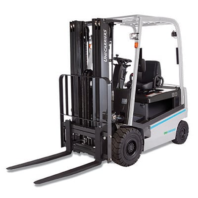 UniCarriers QX Sit Down Counterbalance Electric Forklift