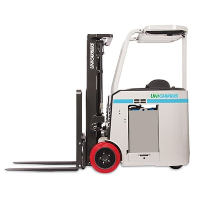 UniCarriers SCX Counterbalance Electric Forklift