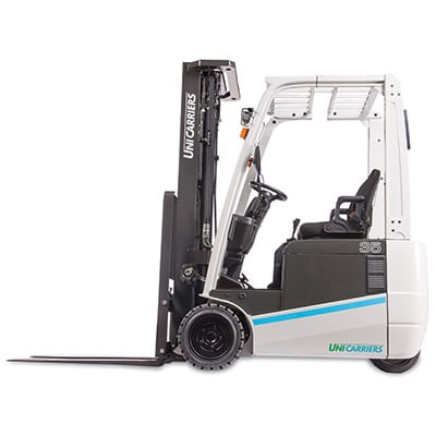UniCarriers TX-M Three Wheel Electric Forklift